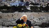 Mahmud Abbas pede desculpa ao povo judeu