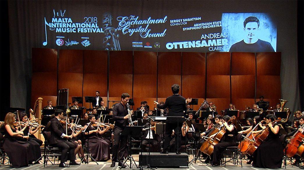 La música clásica, protagonista del Festival Internacional de Música de Malta