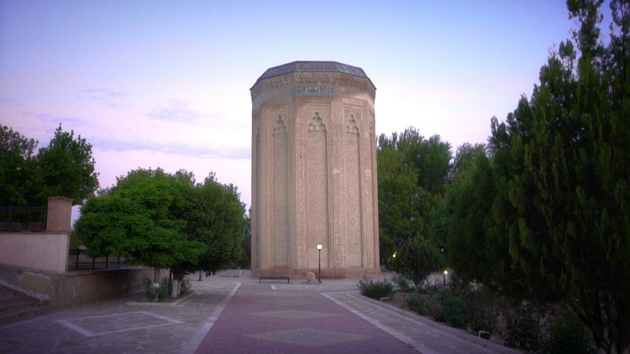 Mausolée de Momine Khatun : un trésor d'amour