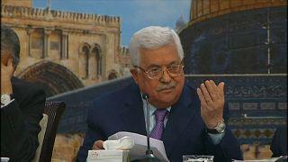 Palästinenser-Präsident Mahmud Abbas