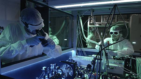 Laser research in Europe set to revolutionise our lives!