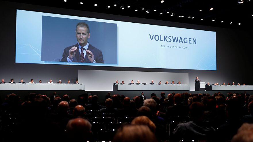 Dieselgate : facture salée pour Volkswagen