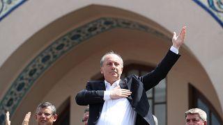 Τουρκία: Μουχαρέμ Ιντσέ εναντίον Ταγίπ Ερντογάν