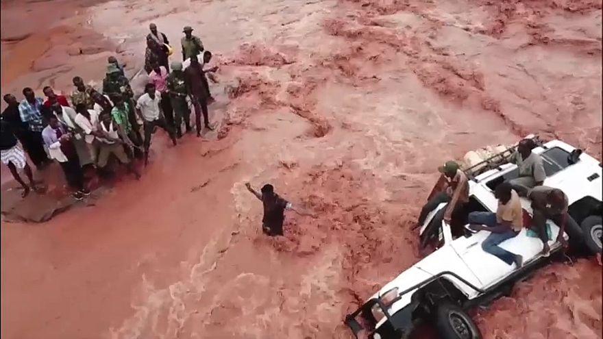 Inundações mortais no Quénia