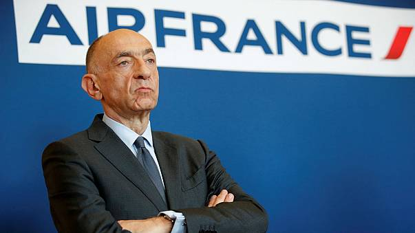 Le PDG d'Air France annonce sa démission après le rejet de l'accord salarial
