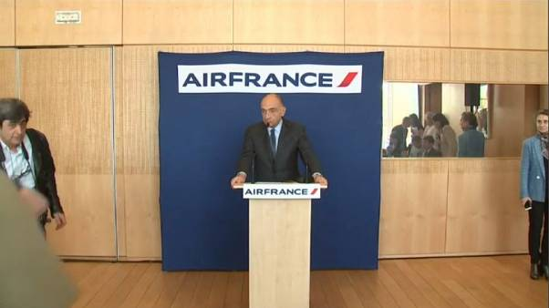 Air France-KLM: l'ad si dimette dopo il 'no' all'accordo sindacale