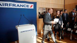 Presidente da Air France-KLM demite-se depois de rejeitada a proposta de acordo salarial