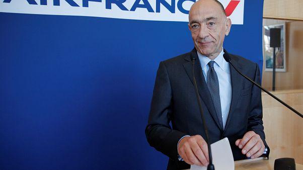 Глава Air France-KLM уходит в отставку