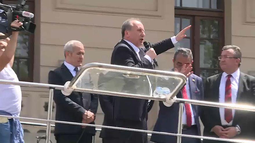La oposición turca presenta a sus candidatos para hacer frente a Erdogan