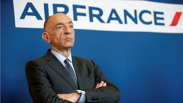 رئیس ایرفرانس در پی شکست مذاکرات با اعتصابکنندگان استعفا کرد