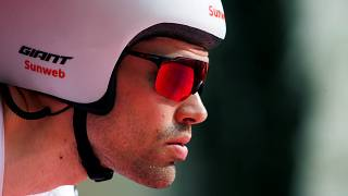 Tom Dumoulin, primer líder del Giro de Italia