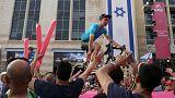 Dumoulin nyerte a Giro d'Italia első szakaszát