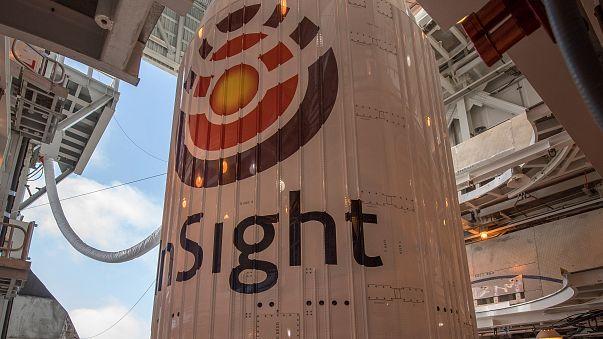 Spazio: la sonda InSight pronta al lancio verso Marte