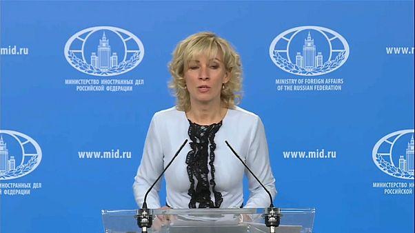 Caso Skripal: Rússia questiona declarações da Reino Unido