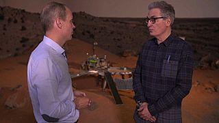La NASA se prepara para lo que Marte tiene que ofrecer