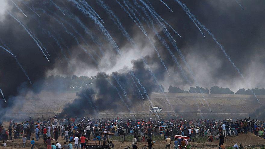 Heurts à la frontière entre Gaza et Israël