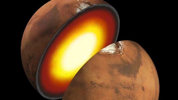 Milyen lehet a Mars belseje?