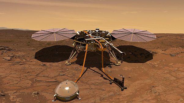 НАСА заглянет внутрь Марса