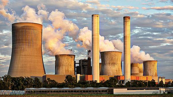 EU's carbon dioxide emissions 'rose by 1.8% last year'