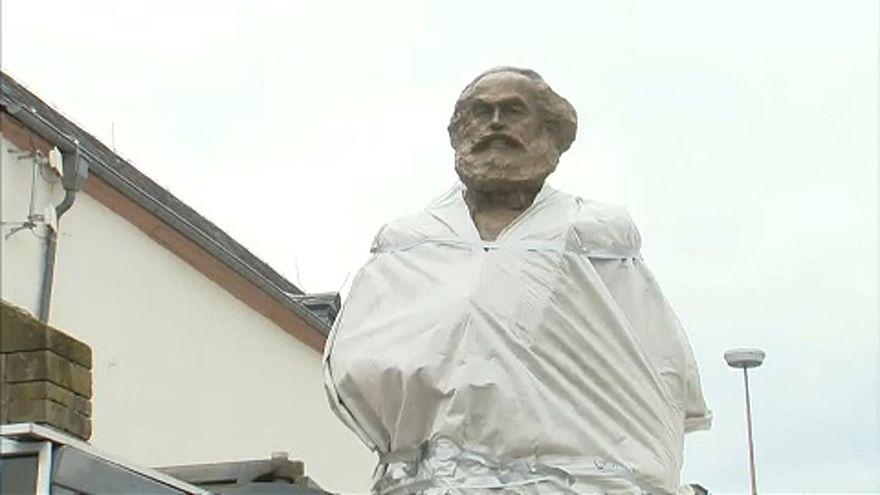 Marxra emlékeztek szülővárosában