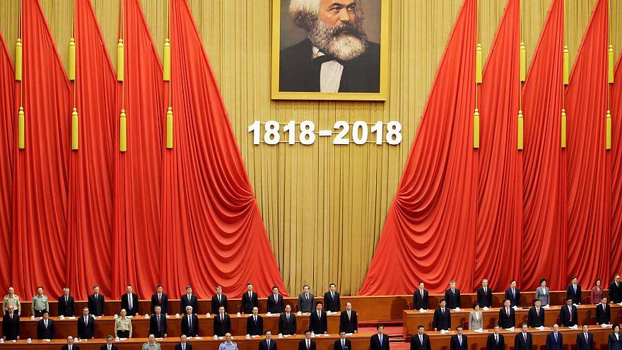 China y Alemania homenajean a Karl Marx en su bicentenario