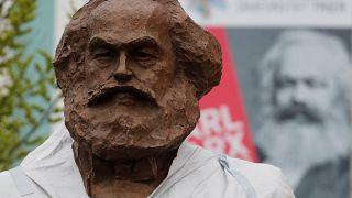 Памятник Марксу в Трире