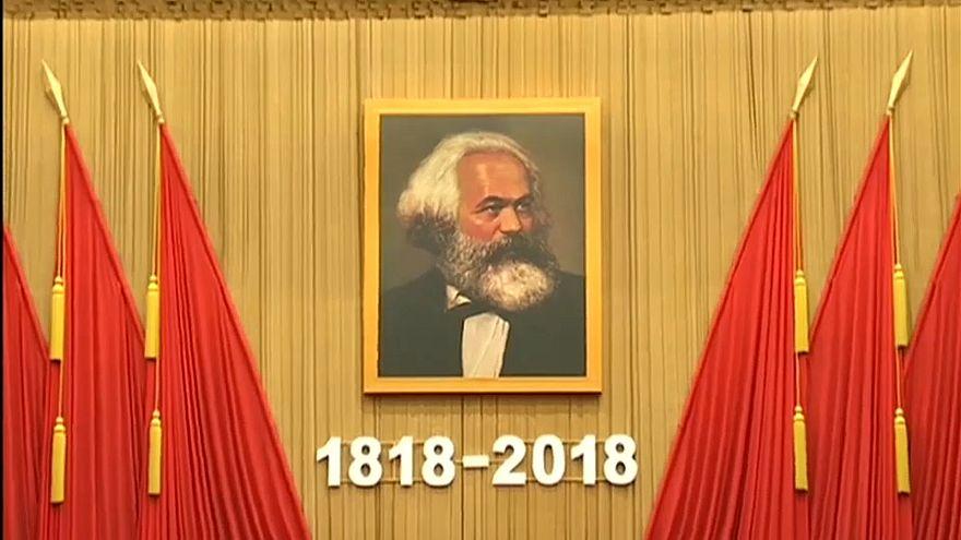 Karl Marx'ın doğumunun 200. yıl dönümü