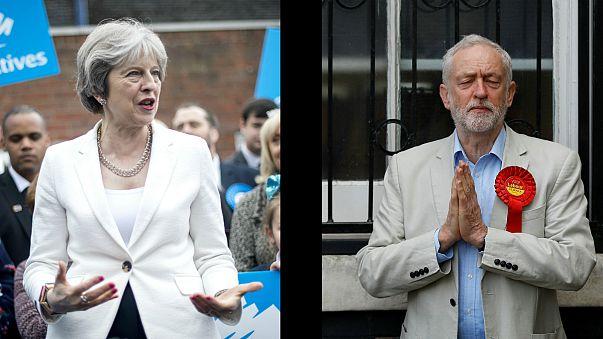 Primeira-ministra alega que os Trabalhistas falharam os principais alvos