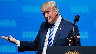 دونالد ترامپ: قوانین مالکیت سلاح در آمریکا سخت تر نخواهد شد