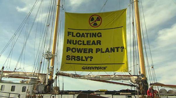 Акция Greenpeace против плавучей АЭС: провокация или борьба за экологию?