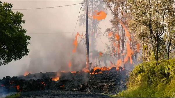 Гавайи: эвакуация из-за извержения вулкана