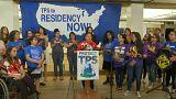 ABD'deki Honduraslı göçmenler sınır dışı edilebilir