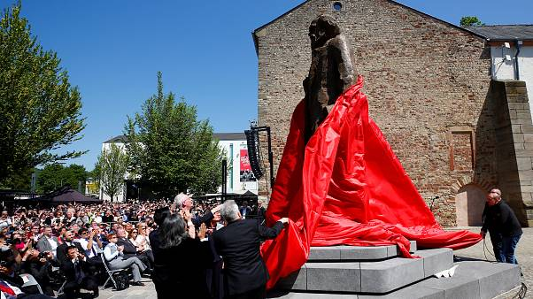 Germany unveils statue of Karl Marx in his hometown