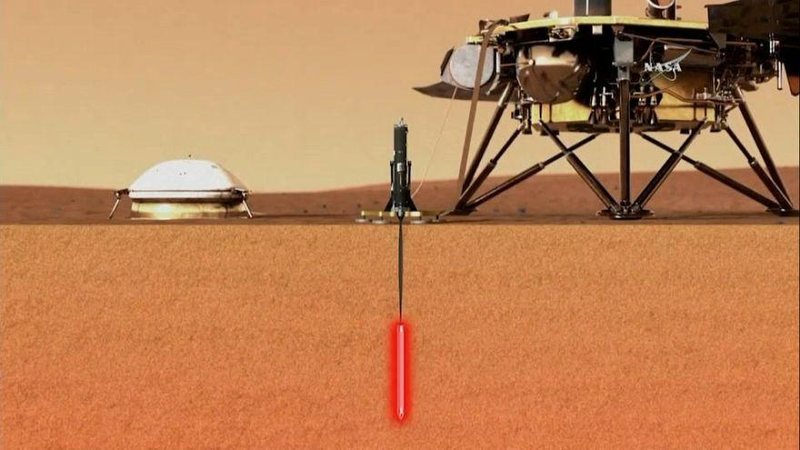 ¡Tres, dos, uno... despegue rumbo a Marte!