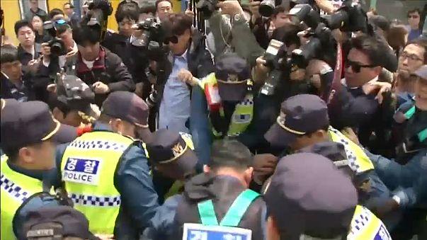 Protestos contra Kim Jong-un geram confrontos na fronteira coreana