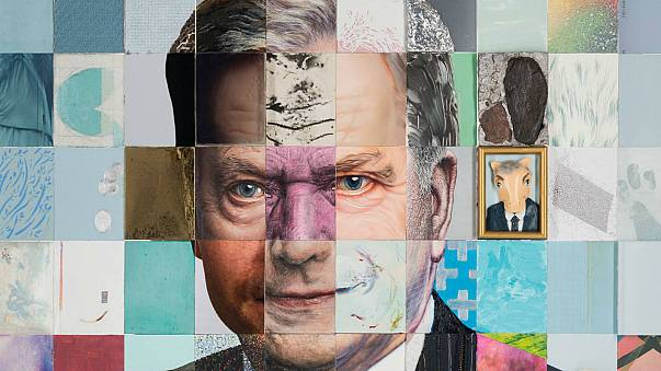 Finland tears up the rule book for presidential portrait