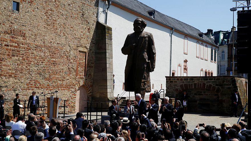 Karl Marx : la statue de la discorde