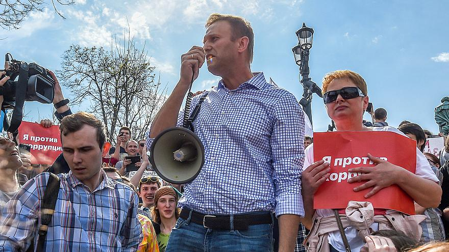 Putin critic Navalny is released after nationwide rallies prompt hundreds of arrests