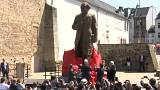 Китайцы вернули Маркса на место