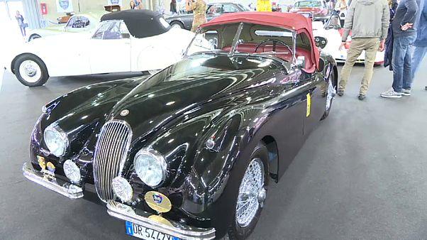 «Легендарные машины Вероны»