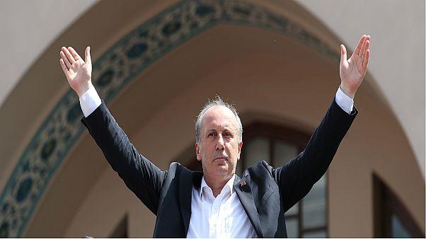 """مرشح المعارضة التركية يطلب من إردوغان: """"لنتنافس مثل الرجال"""""""