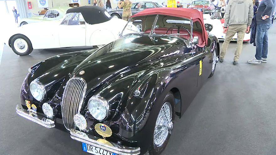 "Messe ""Verona Legend Cars"""