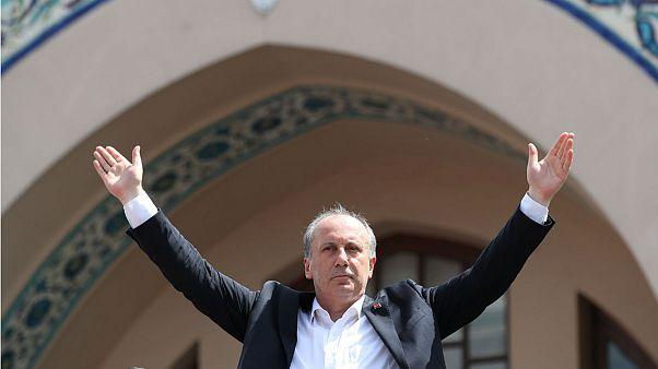 رقیب اصلی اردوغان در انتخابات: «بیا مثل مرد رقابت کنیم»