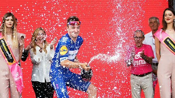 Elia Viviani vence segunda etapa do Giro em Israel