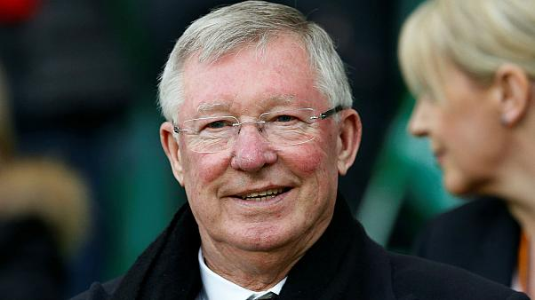 Former Man Utd boss Sir Alex Ferguson 'has brain haemorrhage'
