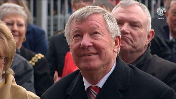 Sir Alex Ferguson operado a hemorragia cerebral