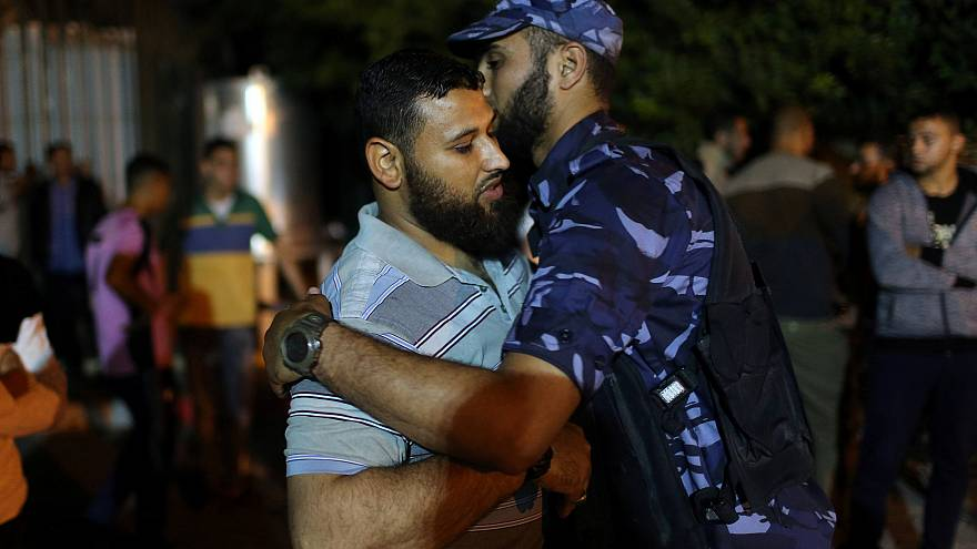 أخ أحد مقاتلي حماس الذين قتلوا في انفجار غزة