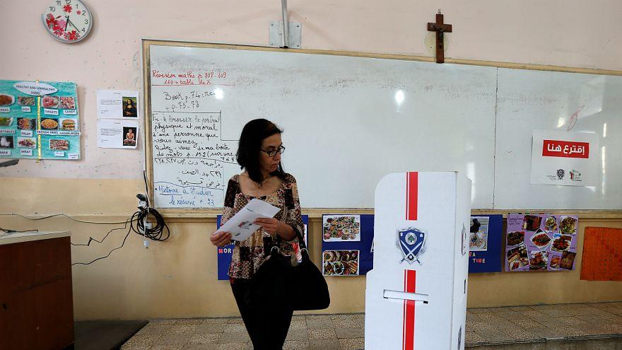 فتح باب الاقتراع بالانتخابات البرلمانية اللبنانية
