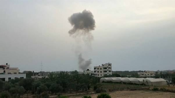 Sanguinoso incidente a Gaza
