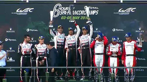 Alonsoék nyertek a spái WEC-en